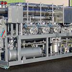 Каскадные установки на СО2 (R744-R717/углекислота- аммиак, R744-HFC хладагенты)