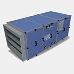Центральные кондиционеры и вентиляторные доводчики